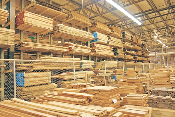 Tropical Timber Market Report