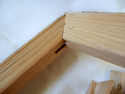 Stopping The Crack In Laminated Wood Composite