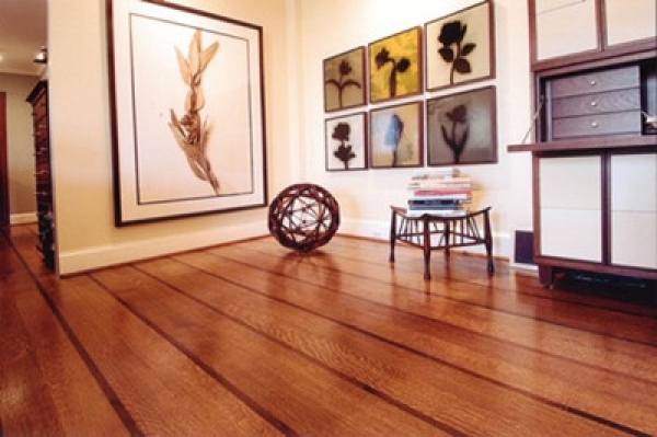 Flooring Goes Longer & Wider