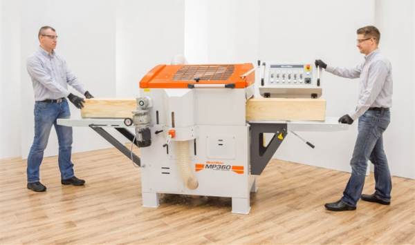 Wood-Mizer Acquires Swedish Manufacturer of 4-sided planer/moulders and related woodworking machinery