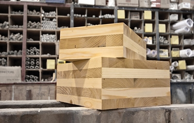 Cross-Laminated Timber Achieves Safety Requirements