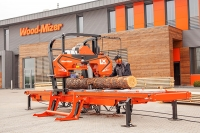 Wood-Mizer Introduces LX450 Twin-Rail Sawmill
